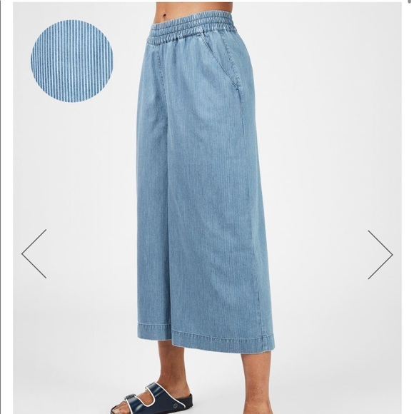Sweaty Betty Pants - ONE DAY SALE! Sweaty Betty dusk wide leg culottes